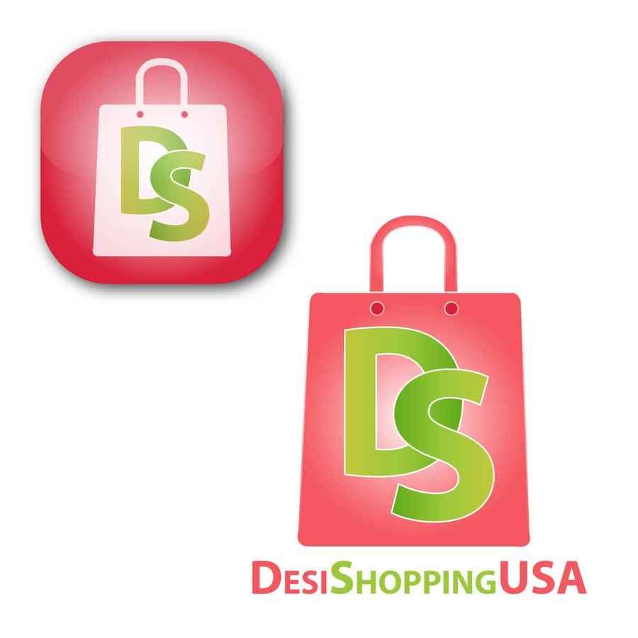 Penyertaan Peraduan #                                        71                                      untuk                                         Design a Logo for Desi online buying and selling portal