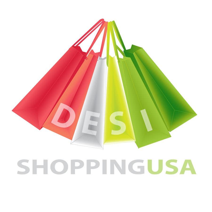 Penyertaan Peraduan #                                        74                                      untuk                                         Design a Logo for Desi online buying and selling portal