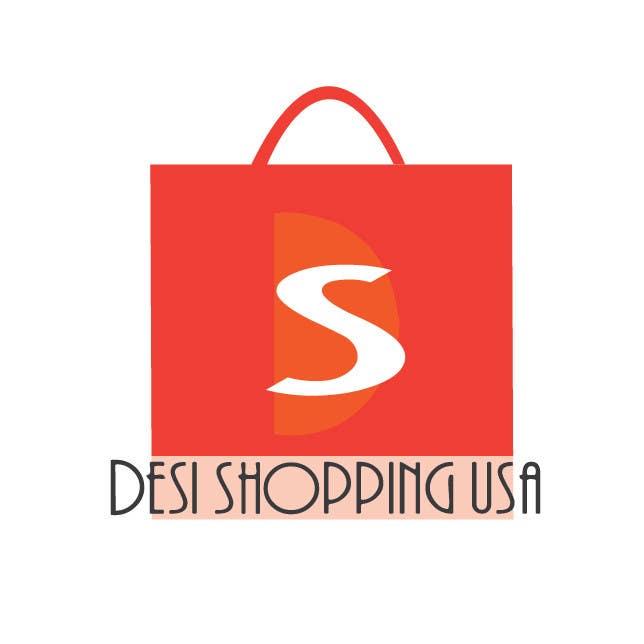 Penyertaan Peraduan #                                        60                                      untuk                                         Design a Logo for Desi online buying and selling portal