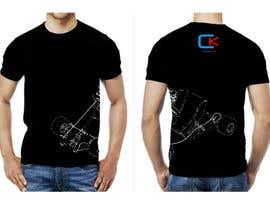#9 para Criar uma Camiseta por CiroDavid