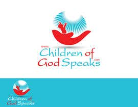 #75 for Logo Design for www.childrenofgodspeaks.com by SUBHODIP02