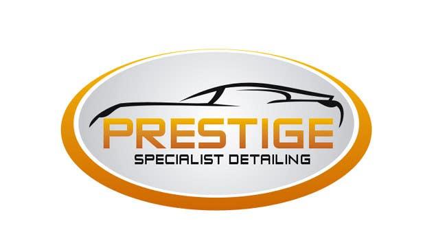 Contest Entry #26 for Logo Design for PRESTIGE SPECIALIST DETAILING