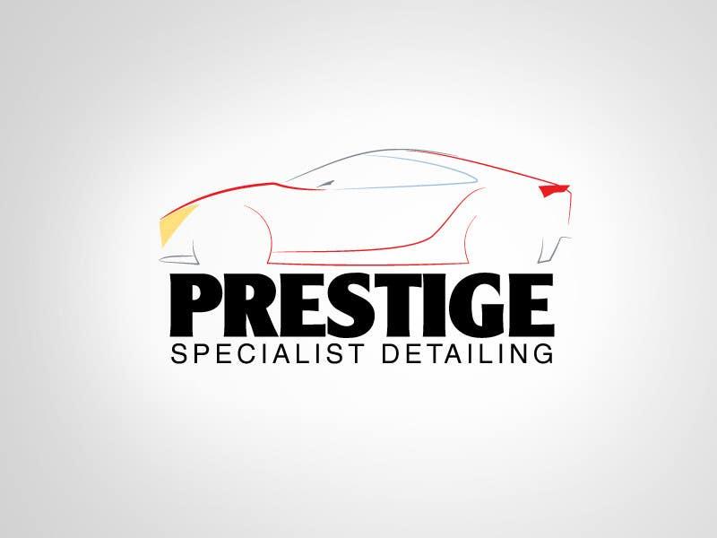 Contest Entry #15 for Logo Design for PRESTIGE SPECIALIST DETAILING