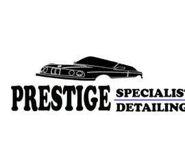 #8 for Logo Design for PRESTIGE SPECIALIST DETAILING by Shahhan