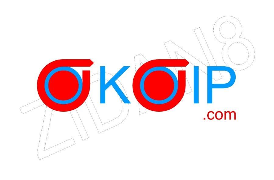 Bài tham dự cuộc thi #                                        303                                      cho                                         Logo Design for okoIP.com (okohoma)