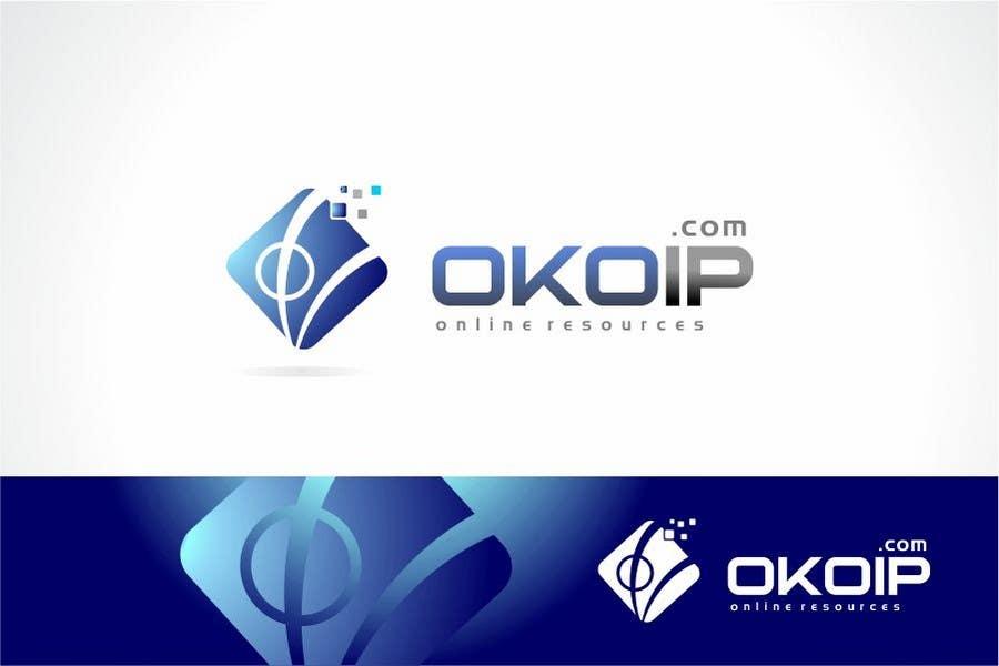 Bài tham dự cuộc thi #                                        204                                      cho                                         Logo Design for okoIP.com (okohoma)