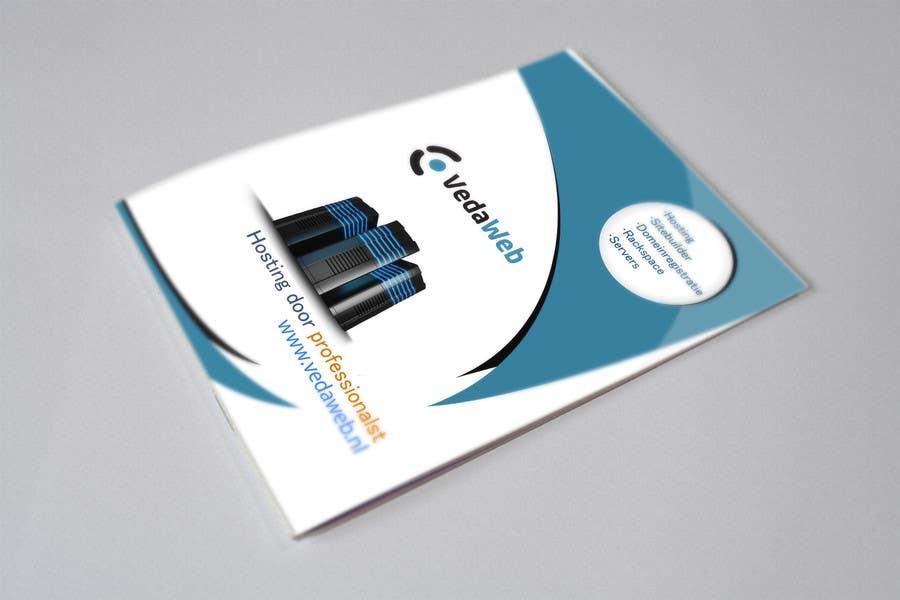 Penyertaan Peraduan #                                        21                                      untuk                                         Design a Flyer for hosting company