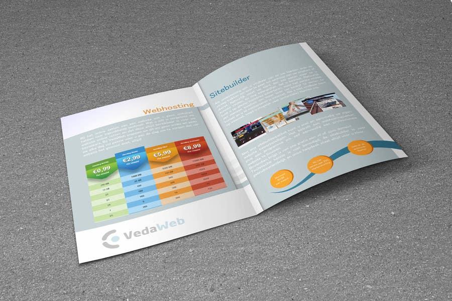 Penyertaan Peraduan #                                        25                                      untuk                                         Design a Flyer for hosting company