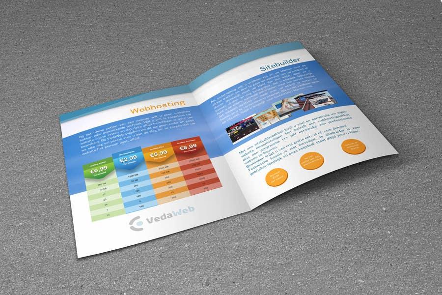 Penyertaan Peraduan #                                        26                                      untuk                                         Design a Flyer for hosting company