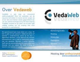 #27 untuk Design a Flyer for hosting company oleh mitchenstein