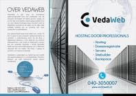 Graphic Design Entri Peraduan #9 for Design a Flyer for hosting company