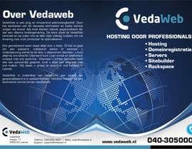 #12 untuk Design a Flyer for hosting company oleh amcgabeykoon
