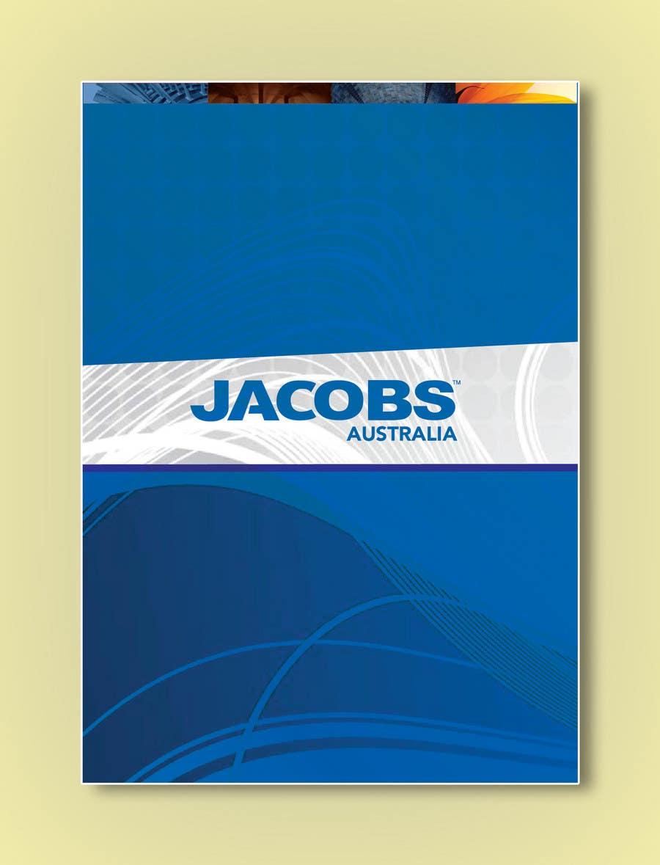 Inscrição nº 13 do Concurso para Brochure Design for Jacobs Australia