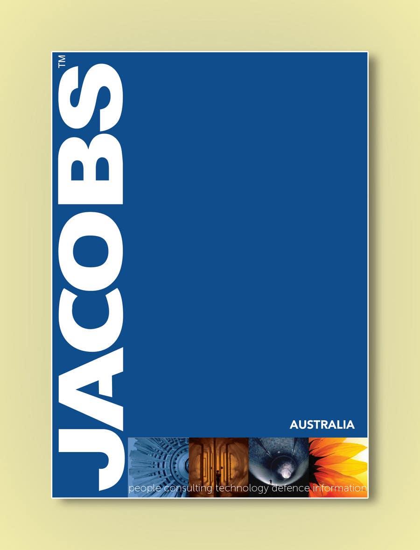 Konkurrenceindlæg #                                        9                                      for                                         Brochure Design for Jacobs Australia
