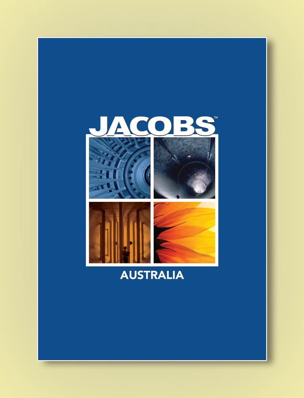 Konkurrenceindlæg #                                        12                                      for                                         Brochure Design for Jacobs Australia