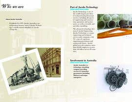 nº 3 pour Brochure Design for Jacobs Australia par tarhestan