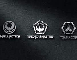 #23 for create 3 game faction logos by SantanuHait