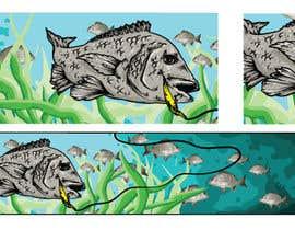 nº 5 pour Tournament Fishing Boat Wrap Graphics par valentinmihai07