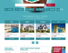 #3 cho Design a Website Mockup - One page bởi chetanmenaria3