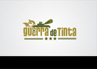 #218 для Logo Design for Guerra de Tinta от paxslg