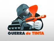 Graphic Design Inscrição do Concurso Nº204 para Logo Design for Guerra de Tinta
