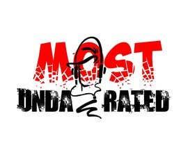 """#13 untuk Design a Logo for """"Most Unda Rated"""" oleh VikiFil"""