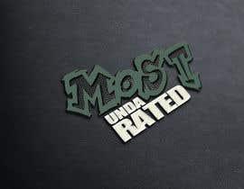 """#34 untuk Design a Logo for """"Most Unda Rated"""" oleh Fiona77"""