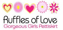 Graphic Design Contest Entry #200 for Logo Design for Ruffles of Love