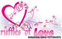 Graphic Design Contest Entry #131 for Logo Design for Ruffles of Love