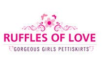 Graphic Design Entri Kontes #143 untuk Logo Design for Ruffles of Love
