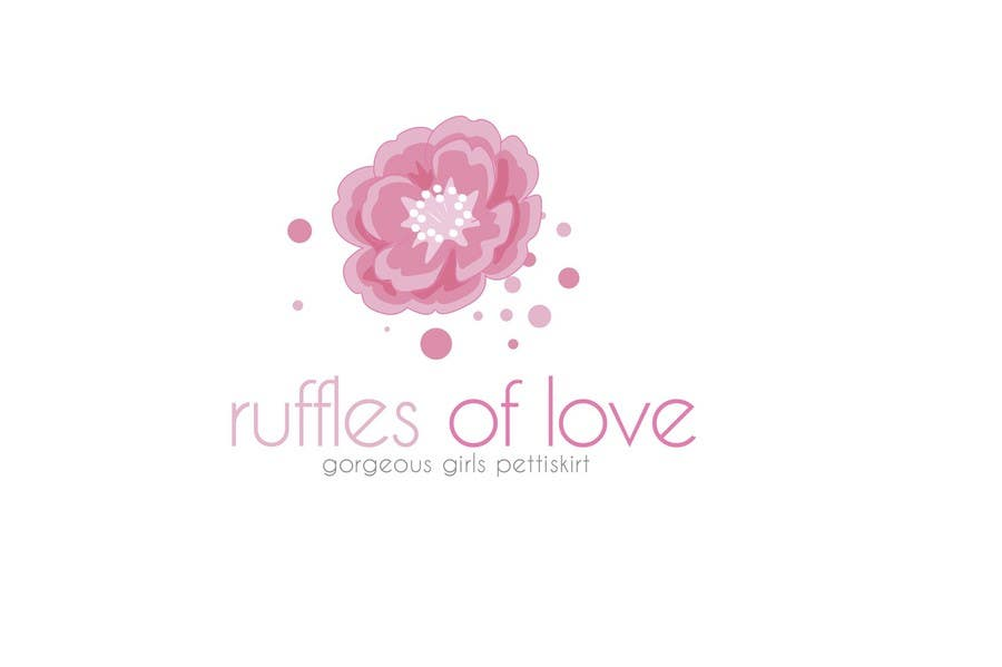 Contest Entry #                                        167                                      for                                         Logo Design for Ruffles of Love
