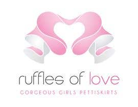 nº 188 pour Logo Design for Ruffles of Love par Ferrignoadv