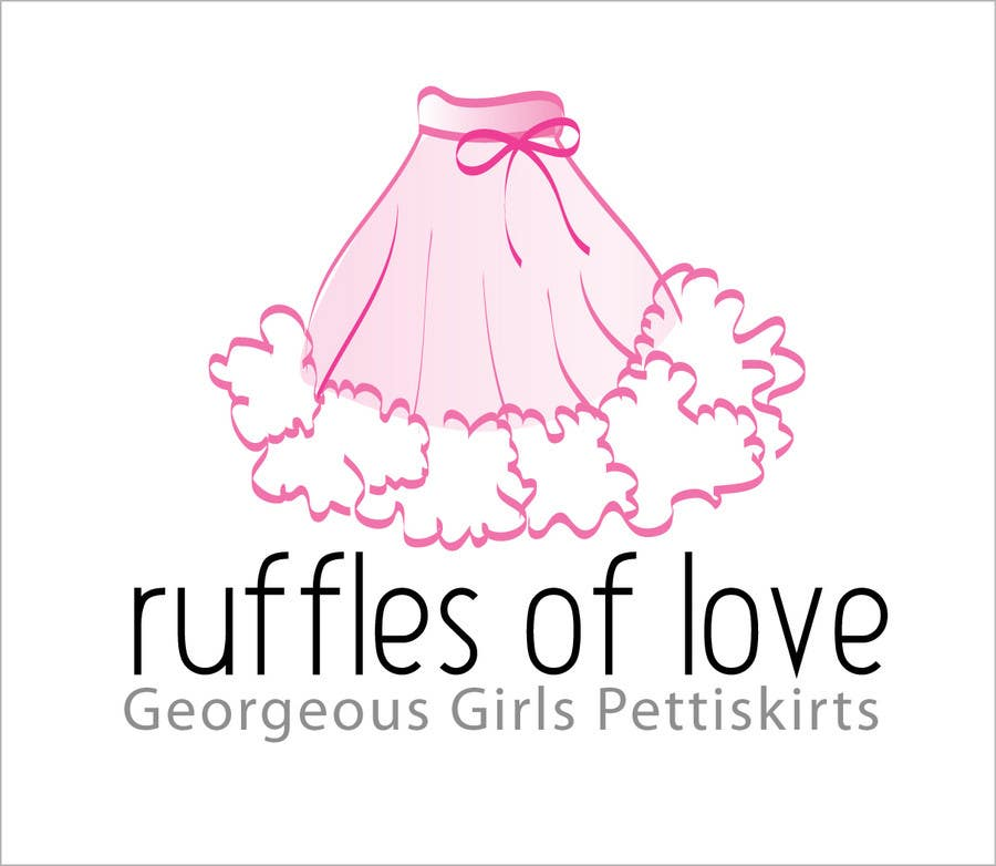 Contest Entry #221 for Logo Design for Ruffles of Love