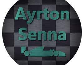 #2 para Preciso de um icone original sobre Ayrton Senna (sem foto) por JoaoPedroPereira