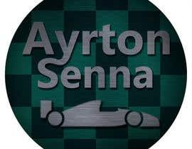 #6 para Preciso de um icone original sobre Ayrton Senna (sem foto) por JoaoPedroPereira