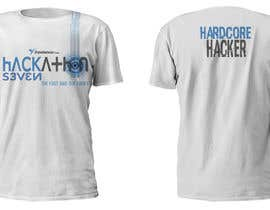 #220 untuk Design a T-Shirt for the Freelancer.com Hackathon !! oleh dennisjohn501nr