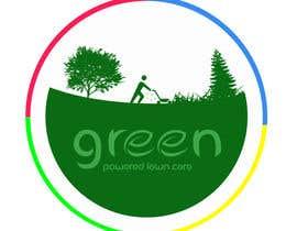 anandb1141144 tarafından Design a Logo for Green Powered Lawn Care için no 20