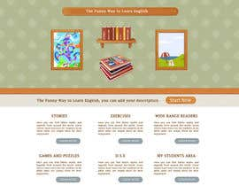 #47 untuk Wordpress Theme Design for Teaching English oleh iamheretodesign
