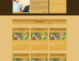 #71 para Wordpress Theme Design for Teaching English por Chimpkid
