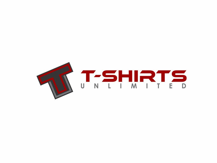 Logo for t shirt company t shirts unlimited freelancer for Company logo on shirts