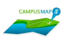 #62 for Graphic Design for Campus Maps (iTunes Art) by Salbatyku