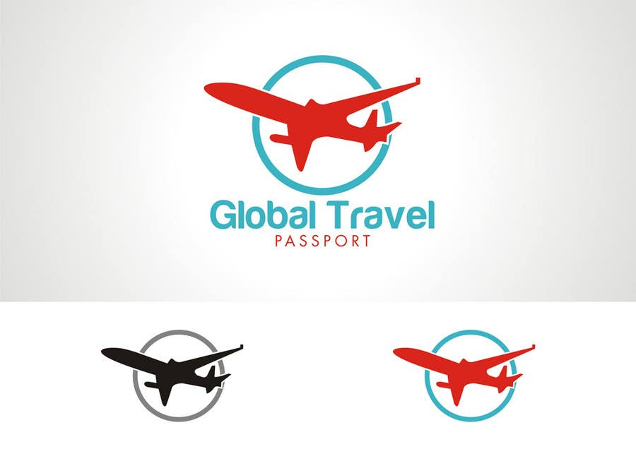 Konkurrenceindlæg #427 for Logo Design for Global travel passport