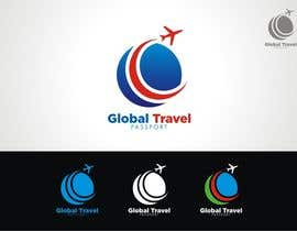#392 pentru Logo Design for Global travel passport de către vidyag1985