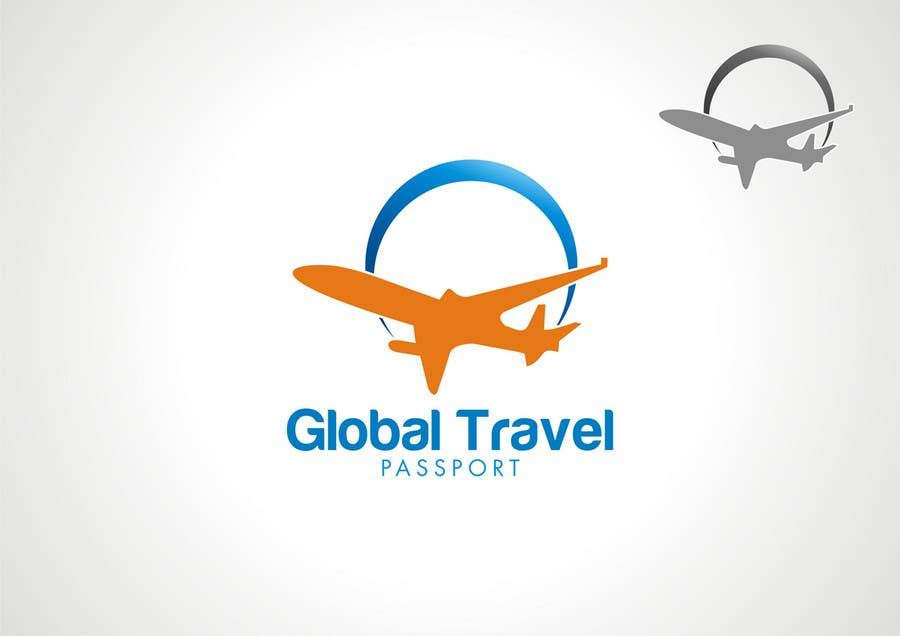 Konkurrenceindlæg #424 for Logo Design for Global travel passport
