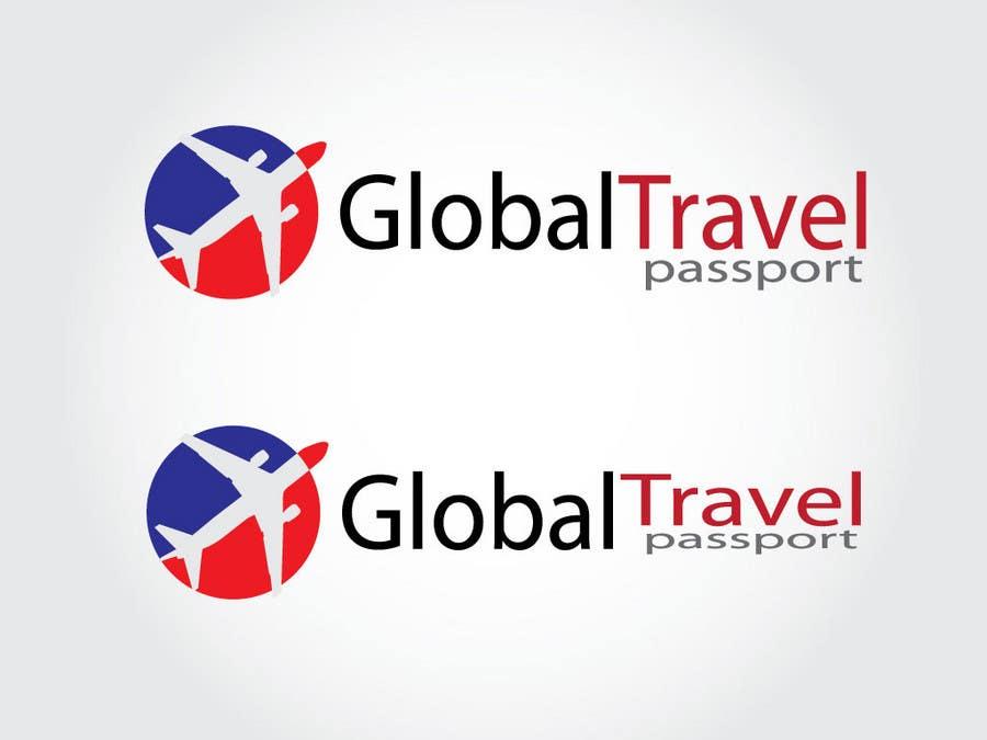 Proposition n°355 du concours Logo Design for Global travel passport