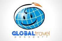 Graphic Design konkurrenceindlæg #381 til Logo Design for Global travel passport