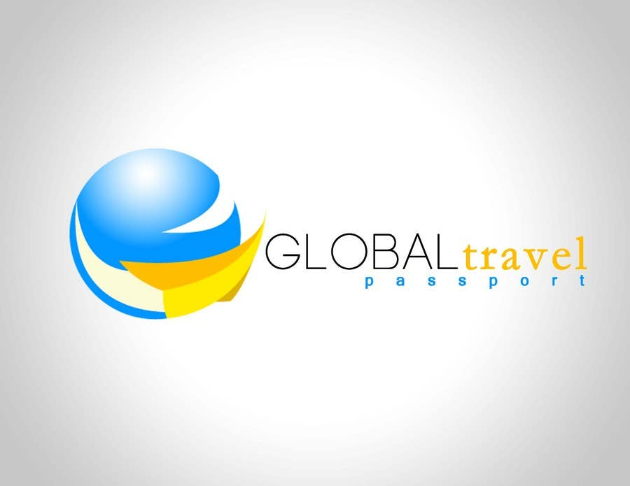 Konkurrenceindlæg #422 for Logo Design for Global travel passport