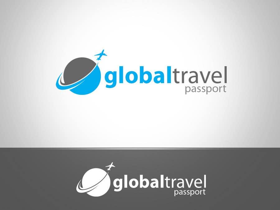 Konkurrenceindlæg #239 for Logo Design for Global travel passport
