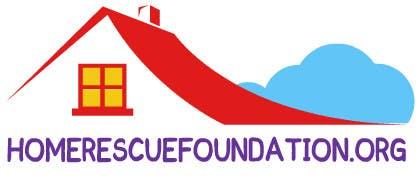 Penyertaan Peraduan #                                        30                                      untuk                                         Design a Logo for HOMERESCUEFOUNDATION.ORG