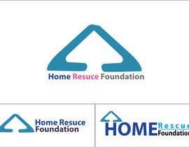 #36 untuk Design a Logo for HOMERESCUEFOUNDATION.ORG oleh charlie2002